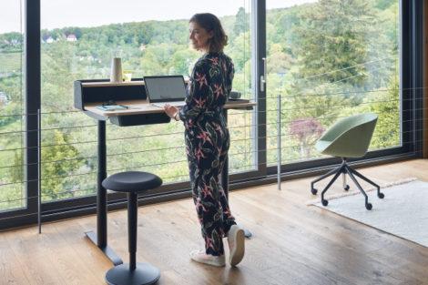Der se:desk home wächst mit den Aufgaben