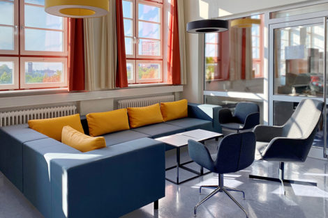 Hotelfachschule Hamburg beherbergt neuen Co-Working-Space