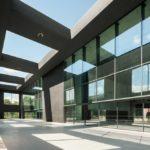 Solarlux, Zwei cero Anlagen öffnen die Fassade großflächig.