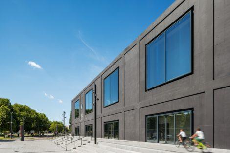 Le Maillon die neue Theaterfabrik