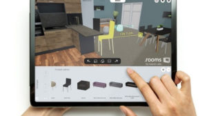 Anwendung .rooms; Island Labs GmbH