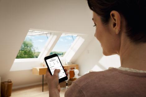 Velux Active mit Netatmo: Mit mehr Individualität noch smarter
