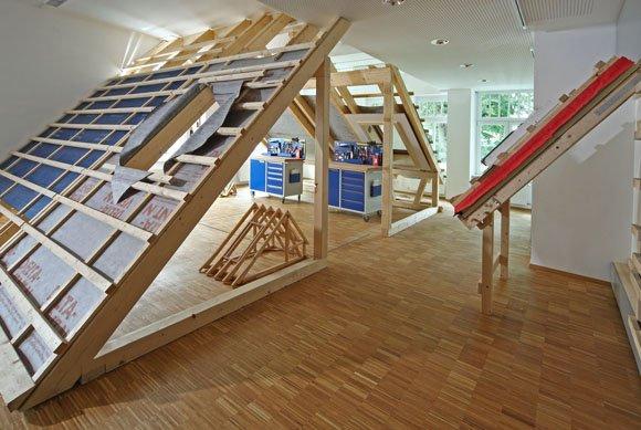 Velux Schulung Dachfenstermontage