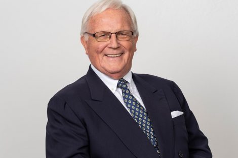 Gründer feiert 80. Geburtstag