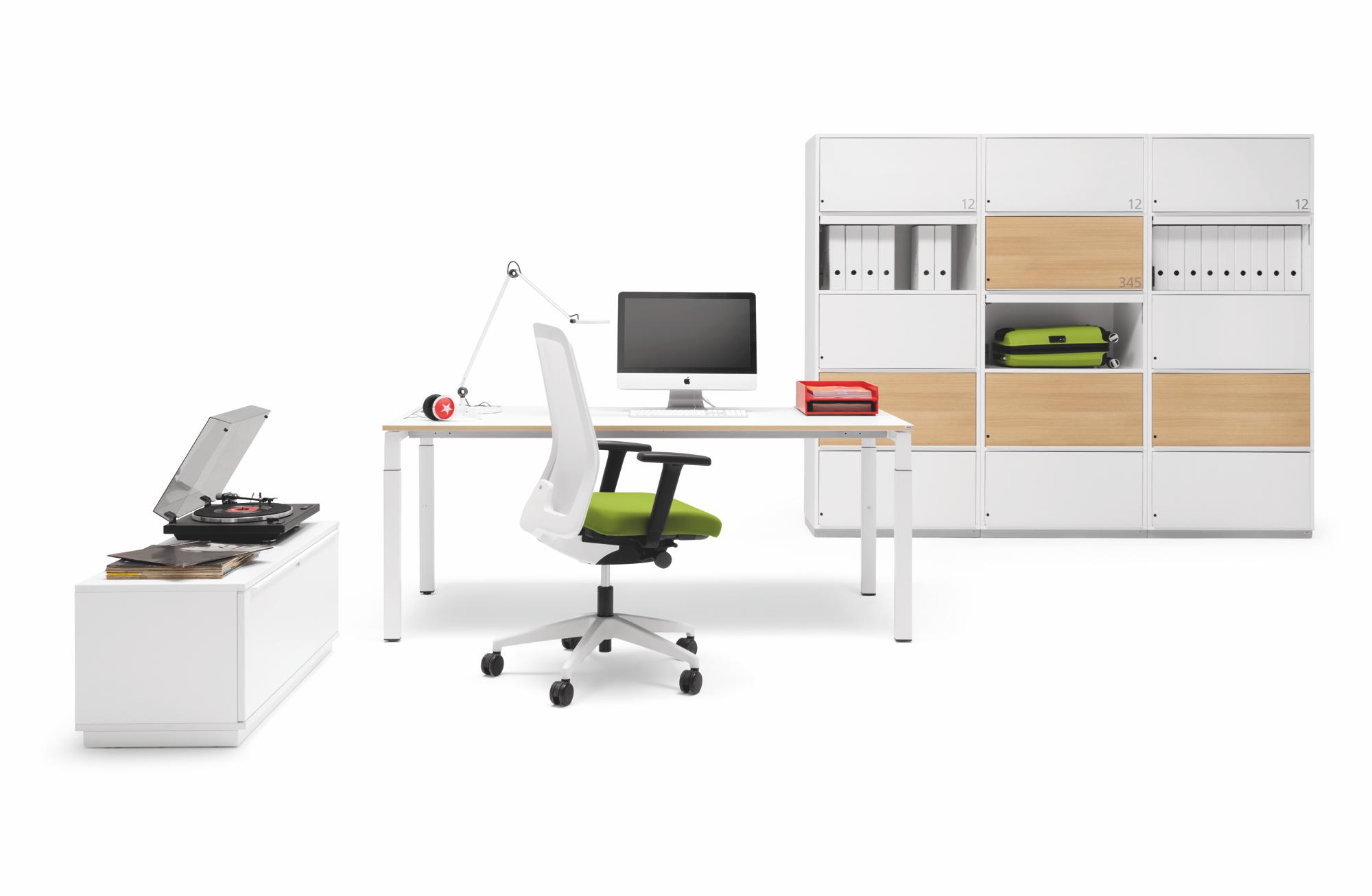 Firmenprofil Der Wini Büromöbel Bei Konradin Architektur