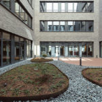 Innenhof Woolworth